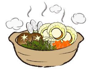 アツアツの鍋